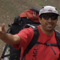 Degree: Trekking and High Mountain Guide (EPGAMT) Experience as Guide: 28 years Aconcagua Summits: 42 (2018) Languages: Spanish /English