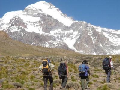 Trek Plaza Argentina