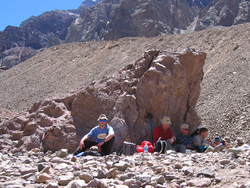 Trek Plaza de Mulas