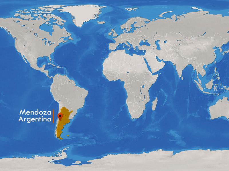 Location – Inka Expediciones – Aconcagua Specialists