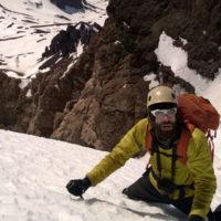 Certificación: Guía de Montaña (EPGAMT) Experiencia como Guía: 5 años Cumbres en Aconcagua: 8 (2018) Idiomas: Francés /Español /Inglés