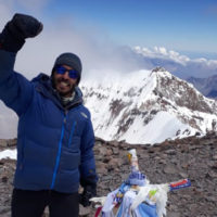 Degree: Mountain Guide (EPGAMT) Experience as Guide: 8 years Aconcagua Summits: 17 (2018) Languages: Spanish /English
