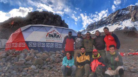 Mt. Aconcagua