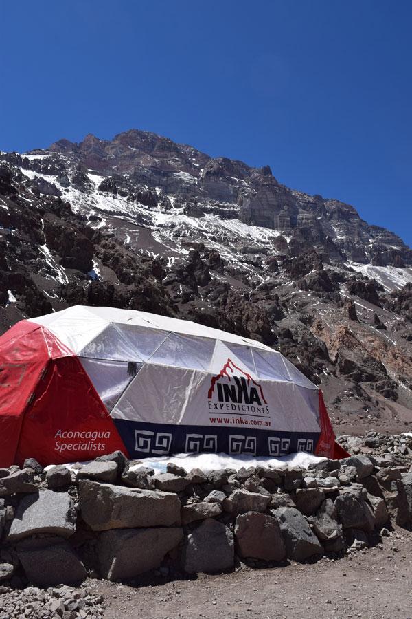 inka expedicinoes domes