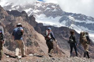 aconcagua trekkings