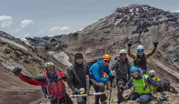 Aconcagua Mt Bonete