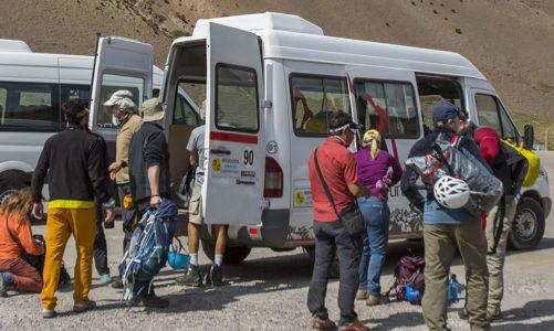 Aconcagua Transportation