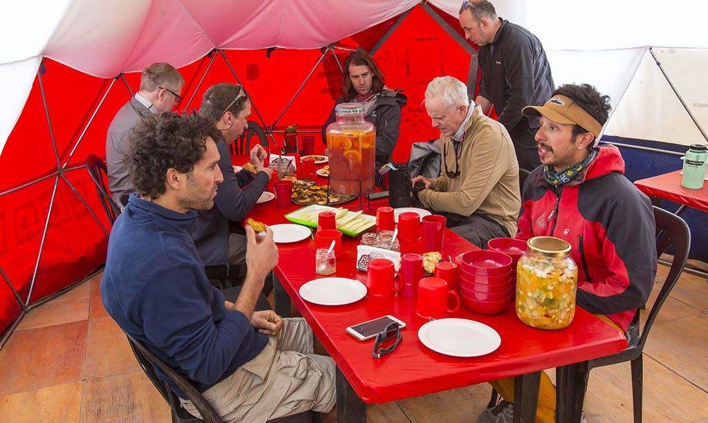 Aconcagua Dining Domes