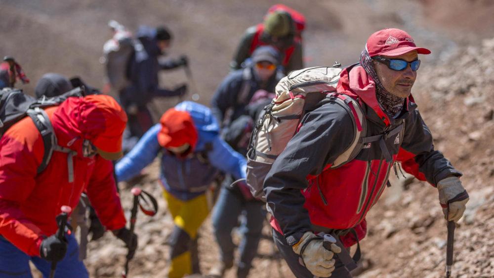 Aconcagua guides