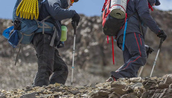 Logistic Services in Aconcagua