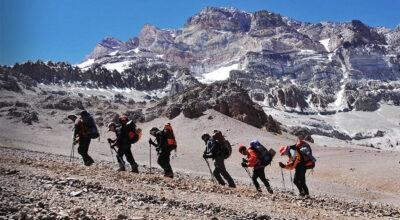 Aconcagua Normal Route