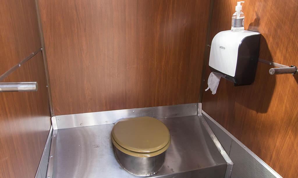 Aconcagua Restroom