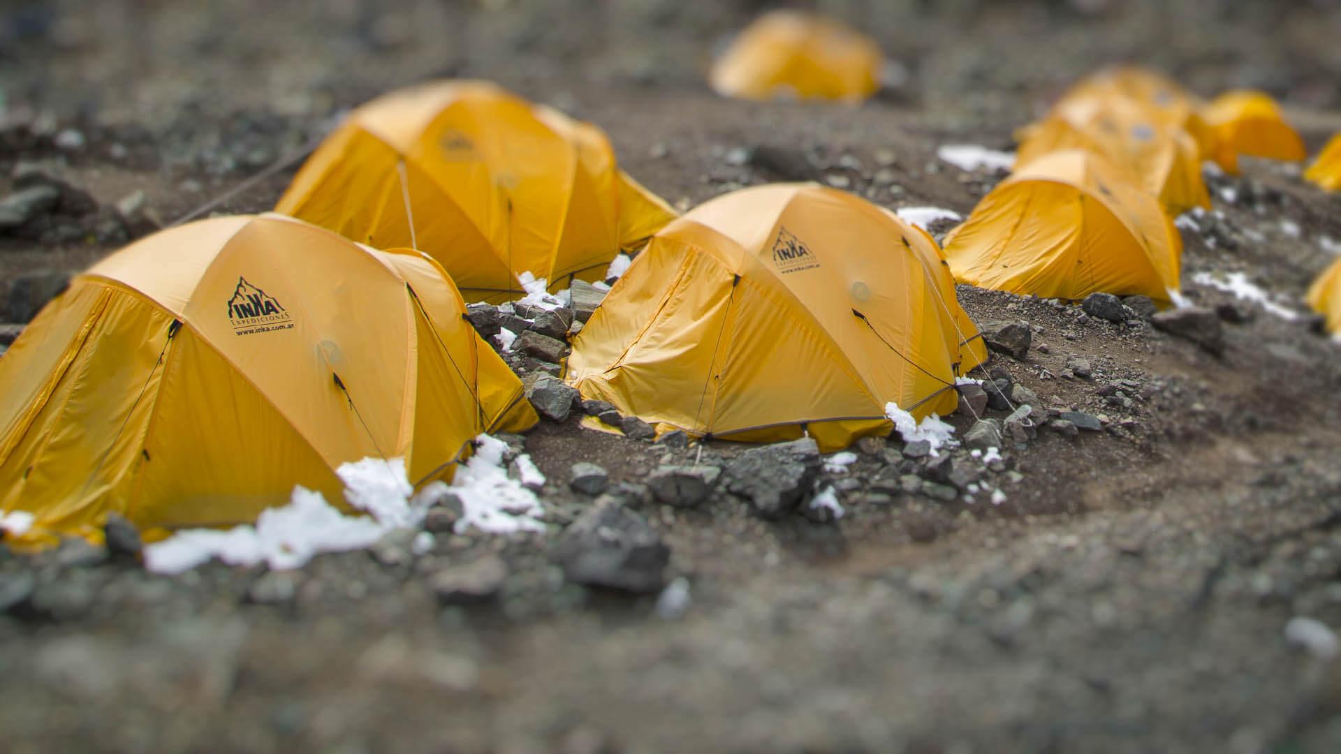 Aconcagua Tents
