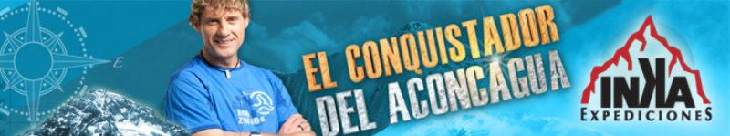 el conquistador de Aconcagua