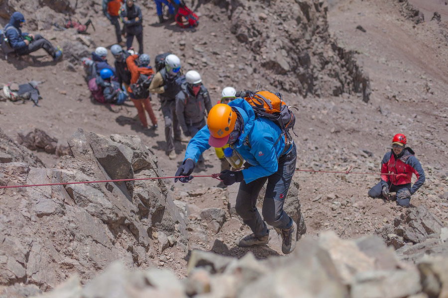 Aconcagua Safety