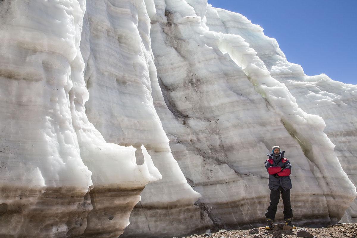 Glaciar Pirca de Indios