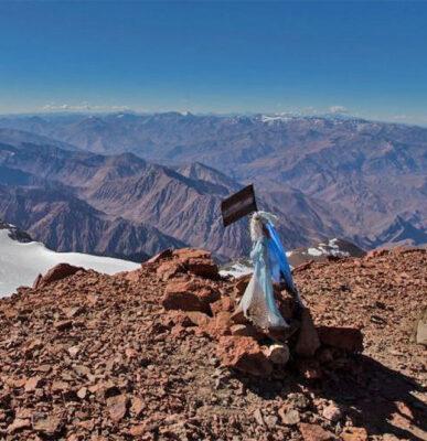 Cumbre Mercedario