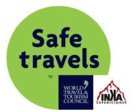 Safe Travel Stamp - Inka Expediciones