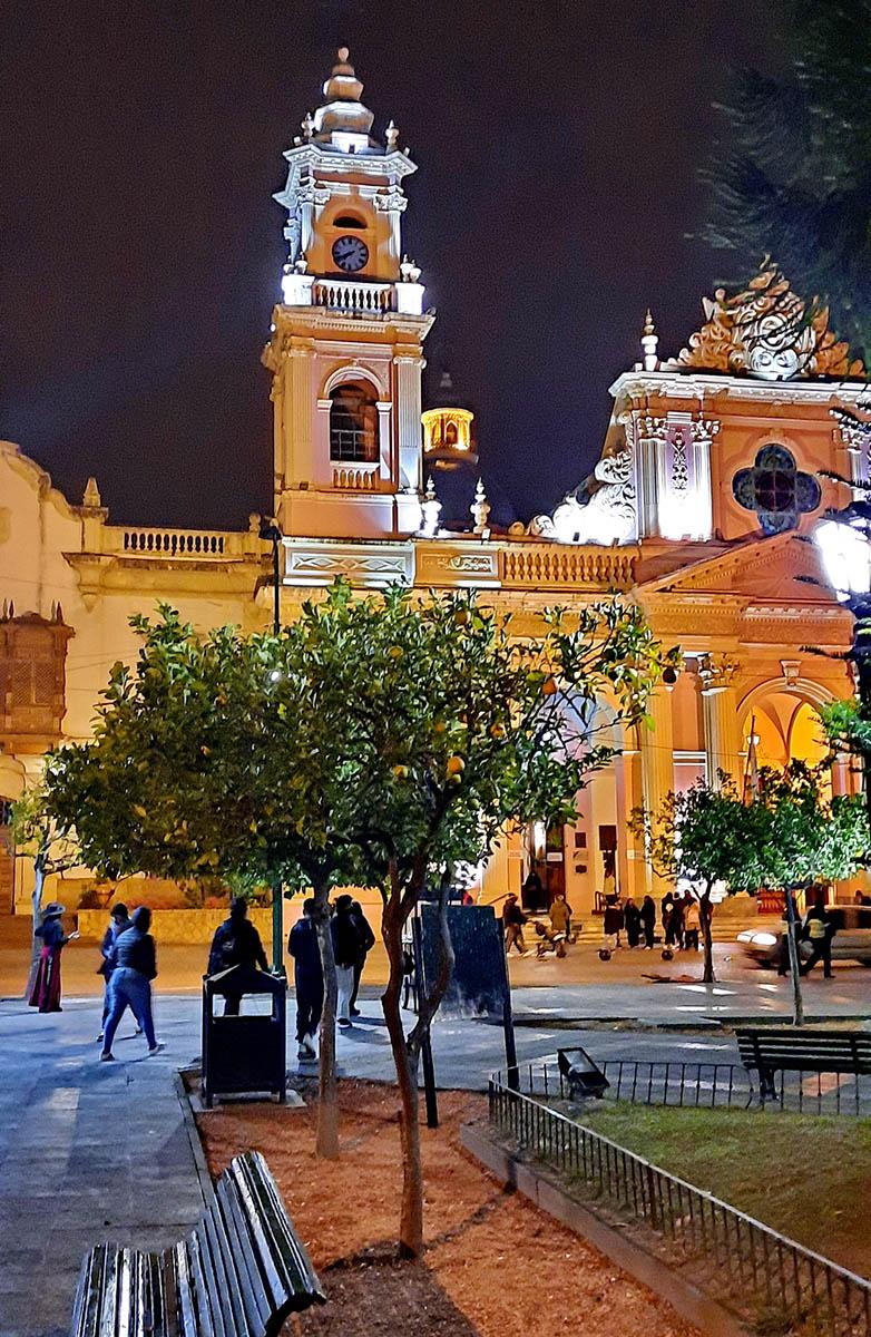 Trekking Salta - Catedral