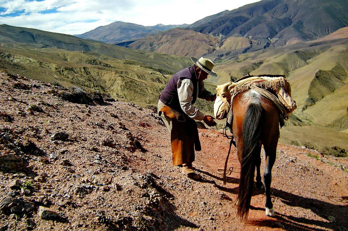 Trekking Salta - Arriero