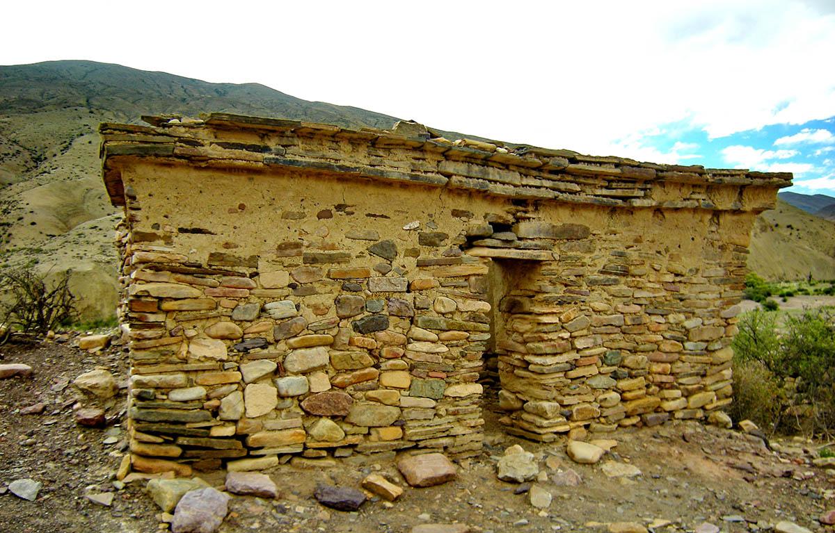 Trekking Salta - Silla del Inca