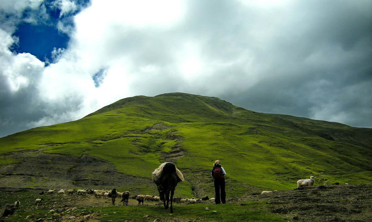 Trekking Salta - Abra Planchones