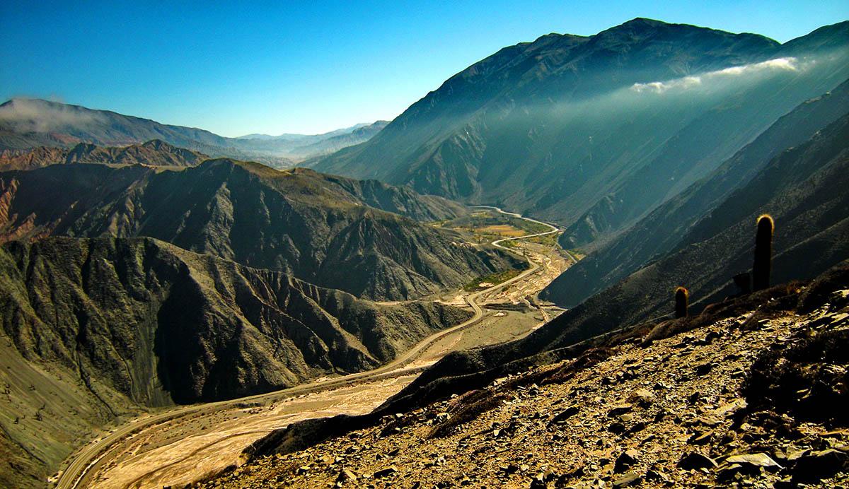 Trekking Salta - Incamayo