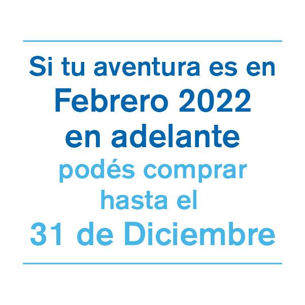 Pre Viaje 2022